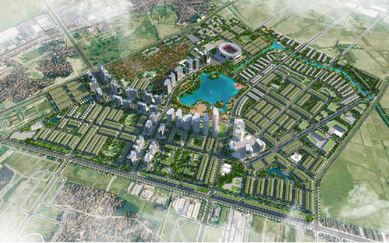 Khu đô thị Hòa Phát Forestar Hưng Yên